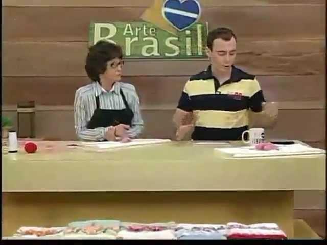 ARTE BRASIL - PAULA OLIVEIRA E ZILDA MATEUS (25.01.2012)