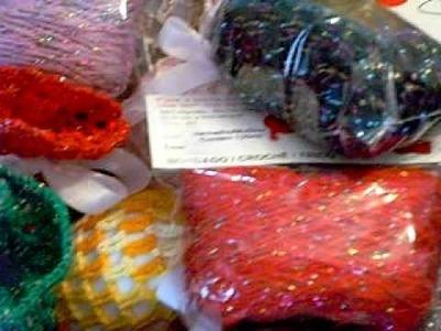 Crochet - Meada Puxeuse