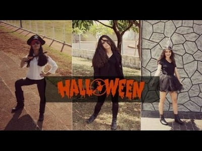 DIY | Fantasias Improvisadas Halloween | Costume