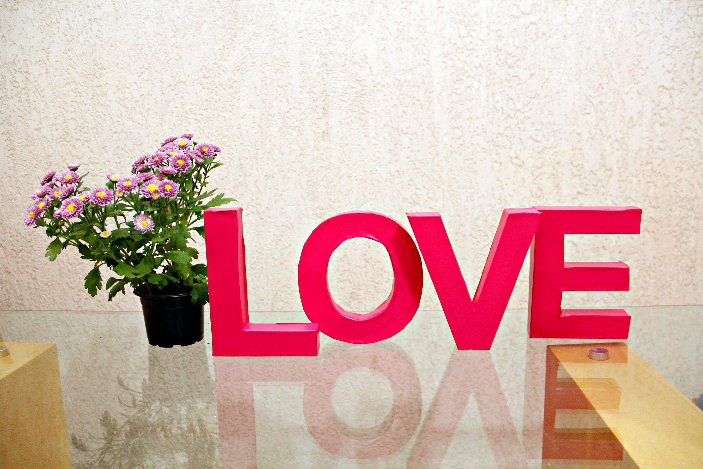 DIY: Letras 3D para decorar casa, aniversários, chás, casamentos ou noivados!