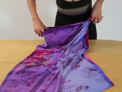 Faça um vestido em dois minutos