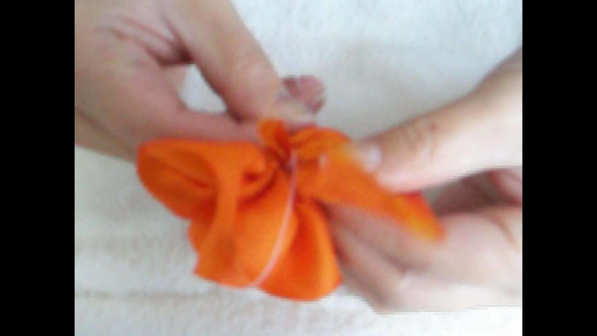 Flor de Tecido