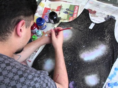 Galaxy Print (art sessions)