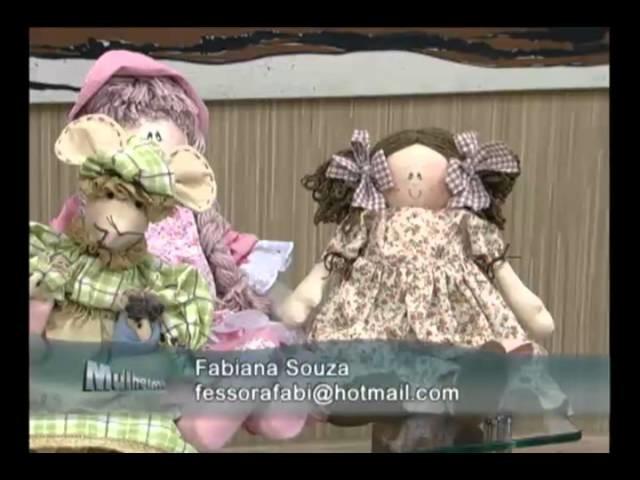 Mulher.com 30.09.2011 - Cesta de Pães - Aula 1