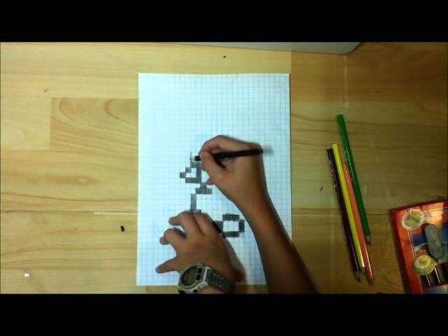 --Pixel in Paper - Link - #002