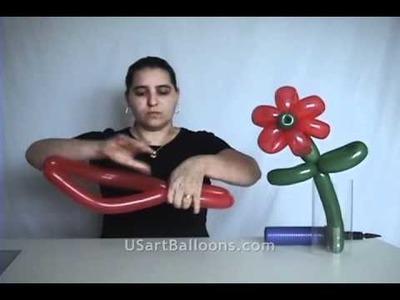 USartBalloons_FlowerSculpture.wmv