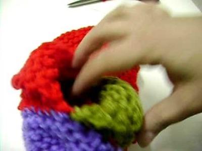 Meias de tricot parte 4