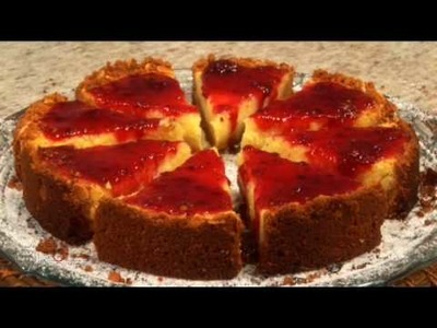 Vídeo Receita - Cheese Cake
