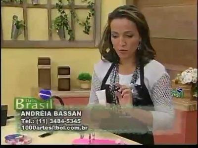 ARTE BRASIL - LETÍCIA YABÍKU E ANDRÉA BASSAN (17.02.2012)