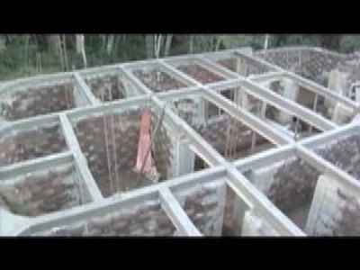 A Casa Orgânica - Vídeo da Construção 8