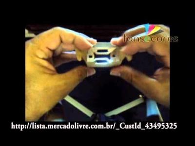 Caixa maletinha kraft (craft)
