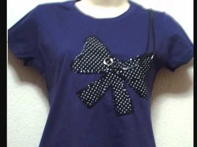 Camisetas customizadas - Lucriart