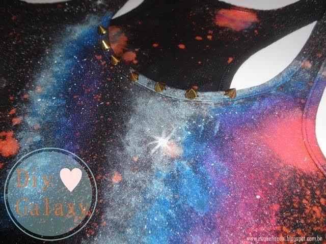 DIY✄:Galaxy