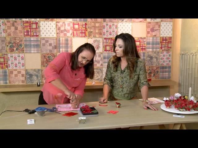 Faça e venda: Forminhas para doces natalinos