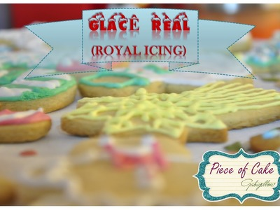 Glacê real receita (Royal Icing) | Avental com farinha 08 | #AventalComFarinha