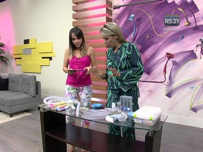 Mulhe.com 13.10.2014 Valéria Berg Chor - Fisioterapia respiratória