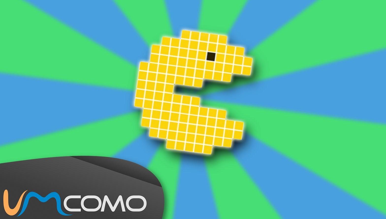 Pac Man - Perler Beads Tutorial Passo a Passo