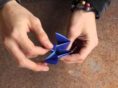 Tutorial Origami #2 Balão