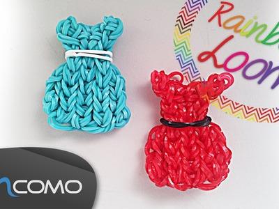 Vestido - Rainbow Loom