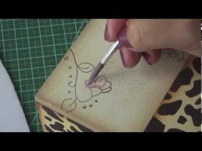 Video Aula: Caixa Porta Documentos