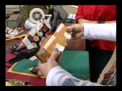 20120704 Caixa para potinhos de doce 2