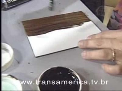 Tv Transamérica - Artesanato Reforma Móveis Usados