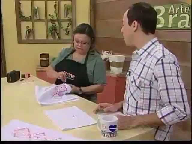 ARTE BRASIL - LEILA JACOB E BEATRIZ COMINATTO (05.03.2012)