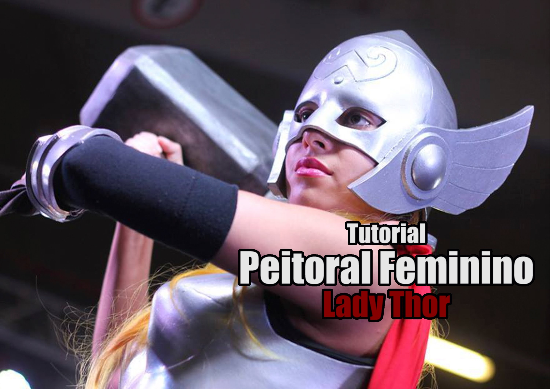 D.I.Y - Como fazer uma armadura para cosplay - Kmaker Tutorial
