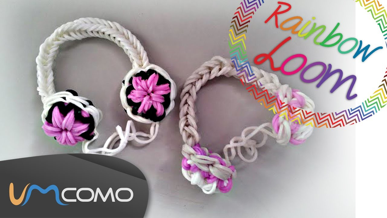 Headphones - Rainbow Loom