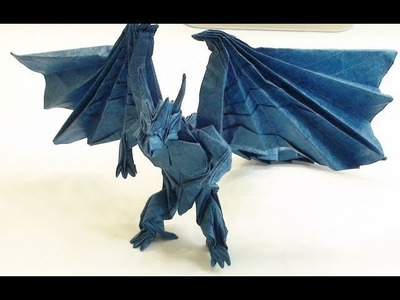 Giveaway! (Origami Divine Dragon)