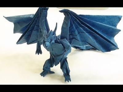 Giveaway! (Origami Divine Dragon)