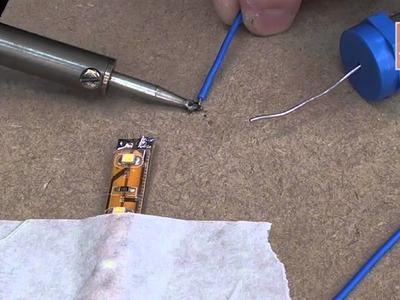 Como instalar fita de LED