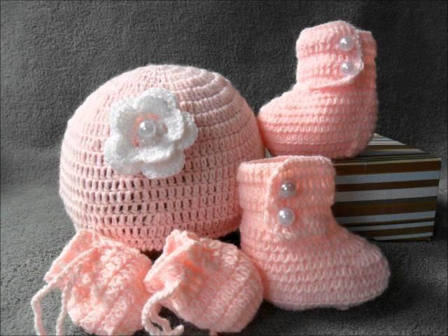 Conjuntos Inverno em Crochê!!!