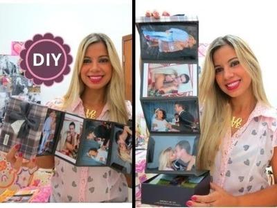 DIY: Caixa Surpresa | Presente Dia dos Namorados {#JunhoTodoDia 8}