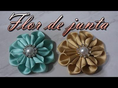 FLOR DE JUNTA |  DIY -  PASSO A PASSO