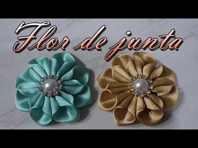 FLOR DE JUNTA    DIY -  PASSO A PASSO
