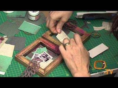 Mini Quadros Vintage EP9 - Flavia Terzi TV