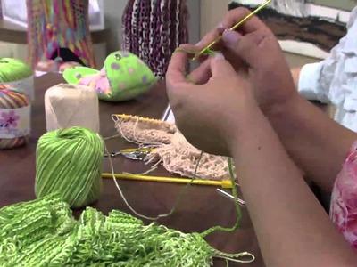 Mulher.com 18.02.2013 Eliete Massi  parte 2