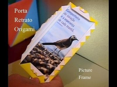 Porta Retrato de ORIGAMI II - Picture Frame Folder