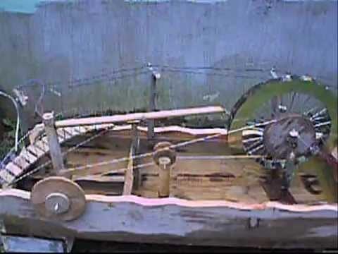 A força da roda d'água