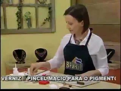 ARTE BRASIL - BEATRIZ COMINATTO E ROSE SPINGOLA (14.11.2011)