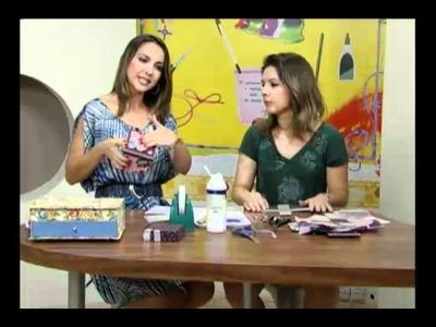 Mulher.com 24.10.2011 - Caixa de costura