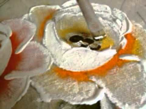 Pintura de rosas 1