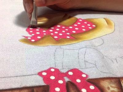 TED#13 Como pintar laço e chapéu