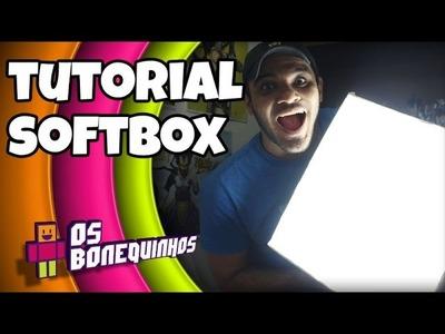 TUTORIAL SOFTBOX - DIY