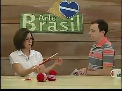 ARTE BRASIL - CLAUDIA MARIA E JACKIE LOBATO (01.02.2012)