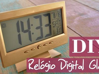DIY | Como dar um Up em um relógio digital comum - TUTORIAL