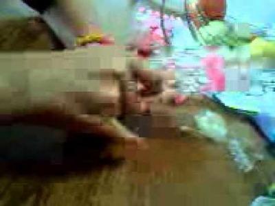 Pulseira de elastico dulpla