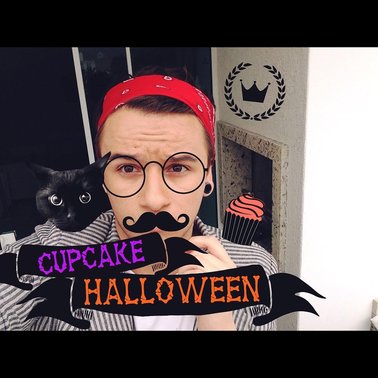 DIY - CupCake Halloween #1