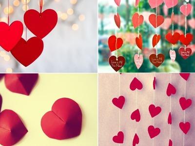 ♥ DIY: Decoração Simples e Barata para o Dia dos Namorados ♥ (Valentine's Day Decor Ideas)